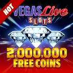 Vegas Live Slots : Free Casino Slot Machine Games (MOD, Unlimited Money) 1.2.23