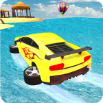 Water Surfer car Floating Beach Drive (MOD, Unlimited Money) 1.16