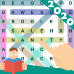 Word Search game 2021 ✏️? – Free word puzzle game   (MOD, Unlimited Money) 1.9.3