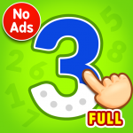 123 Numbers – Count & Tracing (MOD, Unlimited Money) 1.4.0