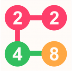 2 For 2 Connect the Numbers Puzzle  (MOD, Unlimited Money) 2.1.9