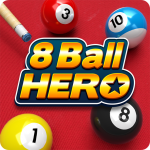 8 Ball Hero Pool Billiards Puzzle Game   (MOD, Unlimited Money) 1.18
