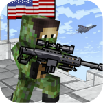 American Block Sniper Survival (MOD, Unlimited Money)  1.88