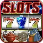 Ancient China Slots Machine-Free Vegas Casino Slot (MOD, Unlimited Money) 1.3.1