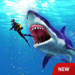 Angry Shark Attack – Wild Shark Game 2019 (MOD, Unlimited Money) 1.0.3