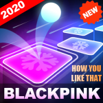 BLACKPINK Hop: 'How You Like That' Rush Tiles Hop! (MOD, Unlimited Money) 8.0.2