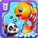 Baby Panda: Fishing (MOD, Unlimited Money) 8.43.00.10