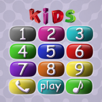 Baby Phone for Kids – Learning Numbers and Animals (MOD, Unlimited Money) 3.1.0