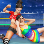 Bad Girls Wrestling Rumble: Women Fighting Games (MOD, Unlimited Money) 1.1.5