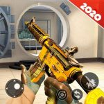 Bank Robbery SSG Shooting Game 2020 (MOD, Unlimited Money) 1.15
