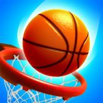 Basketball Flick 3D (MOD, Unlimited Money) 1.43