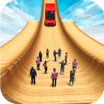 Biggest Mega Ramp With Friends – Car Games 3D (MOD, Unlimited Money) 1.14