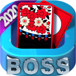 Boss 3D MATGO : Revolution of Korean Go-Stop Game (MOD, Unlimited Money) 4.01