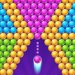 Bubble Shooter Pop-Blast Bubble Star (MOD, Unlimited Money) 2.31.5027