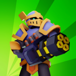 Bullet Knight: Dungeon Crawl Shooting Game (MOD, Unlimited Money) com.kooapps.1.1.18