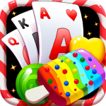 Candy Solitaire – Tripeaks Puzzle (MOD, Unlimited Money) 1.2.3
