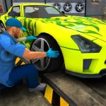 Car Mechanic Simulator Game 3D (MOD, Unlimited Money) 1.0.6