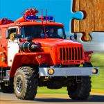 Cars, Trucks, & Trains Jigsaw Puzzles Game 🏎️ (MOD, Unlimited Money) 25.4