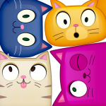Cat Stack – Cute and Perfect Tower Builder Game! (MOD, Unlimited Money) 1.4_206