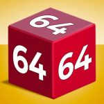 Chain Cube: 2048 3D merge game (MOD, Unlimited Money)  1.32.03