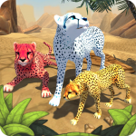 Cheetah Family Sim – Animal Simulator (MOD, Unlimited Money) 4.7
