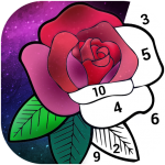 Color by number – color by number for adults (MOD, Unlimited Money) 1.27
