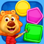 Colors & Shapes – Kids Learn Color and Shape (MOD, Unlimited Money) 1.2.3