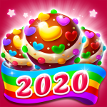 Cookie Amazing Crush 2020 – Free Match Blast (MOD, Unlimited Money) 8.8.0
