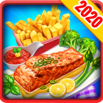 Cooking Day – Restaurant Craze, Best Cooking Game (MOD, Unlimited Money) 5.4