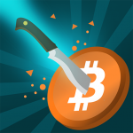 Crypto Slicer – Knife Hit, Play, Earn & Win Crypto (MOD, Unlimited Money) 1.7.7