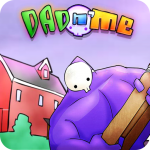 Dad And Me:Super Daddy Punch Hero (MOD, Unlimited Money) 1.1.2