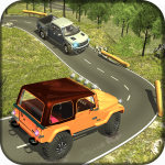 Dangerous Jeep Hilly Driver 2019 🚙 (MOD, Unlimited Money) 1.0
