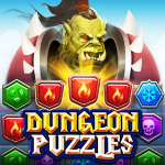 Dungeon Puzzles: Match 3 RPG (MOD, Unlimited Money) 1.2.0