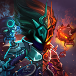 Epic Heroes War: Shadow Lord Stickman – Premium   (MOD, Unlimited Money) 1.11.4.461