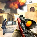 FPS Air Critical Strike : war attack (MOD, Unlimited Money) 6.8