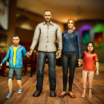 Family Dad Life – Dream Happy Family Games (MOD, Unlimited Money) 1.0.3
