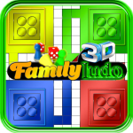 Family Ludo Fun 3D (MOD, Unlimited Money) 1.1