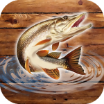 Fishing rain – fishing simulator (MOD, Unlimited Money) 0.1.4