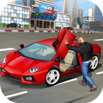 Gangster Driving: City Car Simulator Games 2020 (MOD, Unlimited Money) 1.0.04