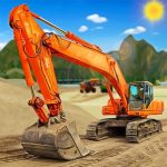 Heavy Excavator Simulator 2020: 3D Excavator Games (MOD, Unlimited Money) 2.0.1