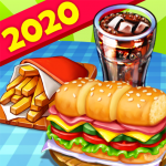 Hell's Cooking: crazy burger, kitchen fever tycoon (MOD, Unlimited Money) 1.43