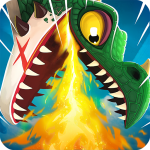 Hungry Dragon (MOD, Unlimited Money) 2.10