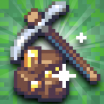 Idle Pocket Crafter: Mine Rush (MOD, Unlimited Money) 1.0.208