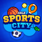 Idle Sports City Tycoon Game: Build a Sport Empire (MOD, Unlimited Money) 0.8.2