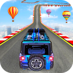 Impossible Jeep Stunt Driving: Impossible Tracks (MOD, Unlimited Money) 1.1