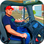 In Truck Driving: Euro Truck 2019 (MOD, Unlimited Money) 1.2