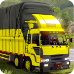 Indian Truck Offroad Cargo Drive Simulator 2 (MOD, Unlimited Money) 1.0