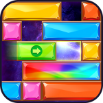 Jewel Sliding™ – Falling Puzzle, Slide Puzzle Game (MOD, Unlimited Money) 1.1.28