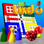 King of Ludo Dice Game with Voice Chat (MOD, Unlimited Money) 1.5.2