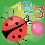 Learning numbers is funny. Toddlers learning games (MOD, Unlimited Money) 2.5